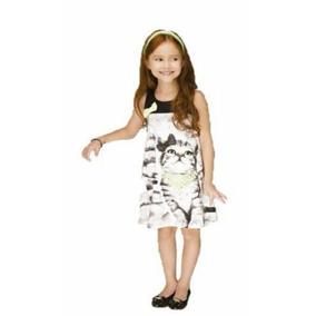 Vestido Infantil Turma Da Malha Tam. 06 - Natgio