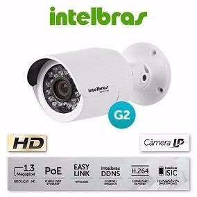 Câmera Ip Hd Intelbras Vip S3020 G2
