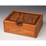 Caja Cofre De Madera Amuleto