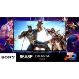 Oled 65 Sony-65a8f Smart Tv Uhd Android 4k Ojo A8f Mexicana