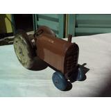 Tractor Chapa Rebo Industria Argentina Juguete Antiguo