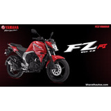 Yamaha Fz Fi 2.0 2017 Ne Model Motolandia