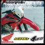 Kit Honda Tornado Guardabarro Delantero Porta Numero Crf 15