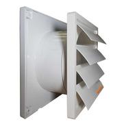 Persiana Movil Plástico Para Extractor De 6 (15 Cm) Gatti Ventilacion