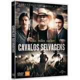 Dvd Cavalos Selvagens Robert Duvall James Franco Lacrado