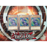 Yugioh Mago Oscuro X 3 Español Pose Original Envio Gratis