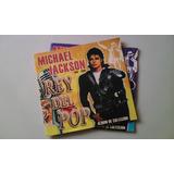 Barajitas, Album Michael Jackson - Barajitas Bs. 15.000 C/u,