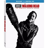 The Walking Dead Temporada 7 Nuevo 5 Blu Ray Original Stock