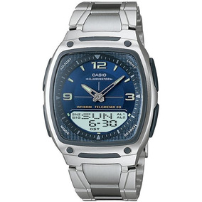 Reloj Casio Aw81 Acero Inoxidable Envio Gratis