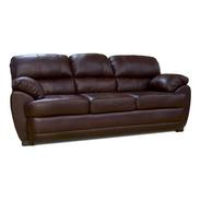 Sofa De Piel - Florencia - Conforto Muebles