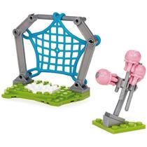 Mega Bloks Bob Esponja Cjt Gd 4 Figuras Mattel