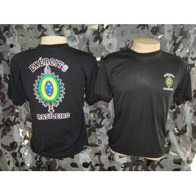 Camiseta Tatica Exercito Brasileiro