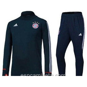 Pants Completo adidas Bayern Munich 2017-2018 Pants Entubado