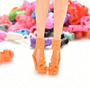 Sapatos Para A Boneca Barbie Kit Com 15 Pares Pronta Entrega