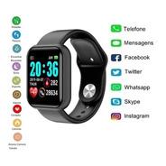 Relógio Inteligente Smartwatch Fit Pro D20 Bluetooth C/nfe