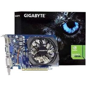 Placa De Vídeo Geforce 2gb Gt420 Ddr3 128 Bits Seminova
