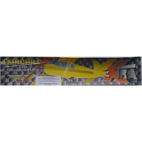 2 Kit Planadores E Micro Aviões P/ Montar
