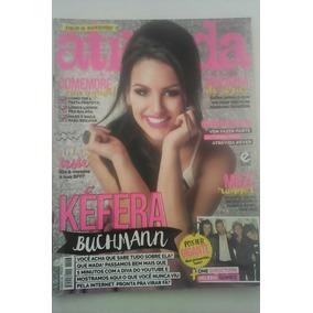 Revista Atrevida Ed.aniversário Kéfera Buchmman