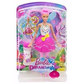 Boneca Barbie Dreamtopia Fada Bolhas Mágicas - Uliví