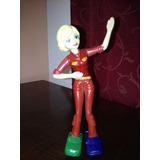 Muñeco De Susan Murphy De Monstruos Vs Aliens Usado
