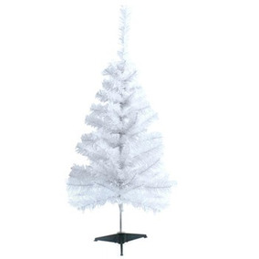 Arvore De Natal Branca 1.20m Frete Incluso Sp Capital