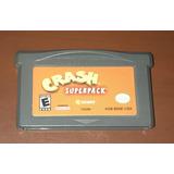 Crash Superpack: Crash Bandicoot 2 + Crash Nitro Kart Gba