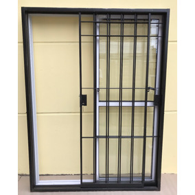 Puerta corredera guia exterior puertas correderas guia for Puertas correderas hierro exterior