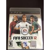 Fifa Soccer 2012 Ps3