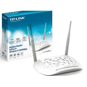Modem Router Adsl Tp Link Td-w8961n 300 Mbps