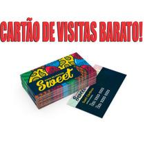 Cartão De Visitas Barato - Compre Na Maior Gráfica