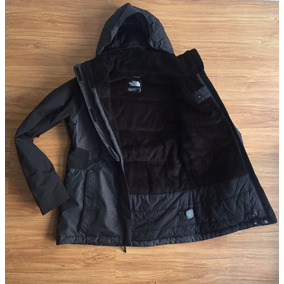 camperas north face mujer