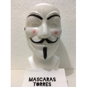 Mascara V De Venganza Anonymous V For Vendeta Mascara