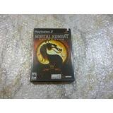 Mortal Kombat Deception Ps2 Juego Original 2004 Nuevo