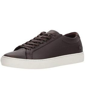 Zapato Lacoste - L.12.12 118 3 Hombres Café