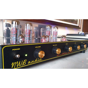Amplificador Valvulado Hi Fi Stereo Nwb Audio 100w