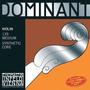 Cuerdas Thomastik Dominant Tamaño 4/4 Weich (luz) Violín 4/