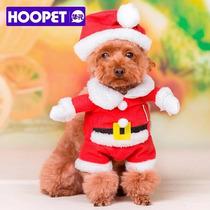 Roupa De Papai Noel P/ Cão De Pequeno Porte - Cosplay Tam G