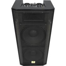 Caixa De Som Ativa +dj Party System, Mixer+multi Player Comp