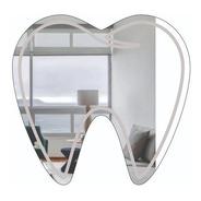 Espelho Decorativo Profissões - Dentista - 60x63 Cm