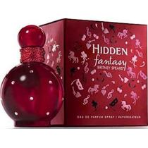 Perfume Original Hidden Fantasy Dama 100ml - Britney Spears