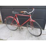 Antigua Bici Rodado 28, Pintura Al Horno Con Filetes