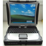 Notebook Panasonic Toughbook Cf-19 Computador Trabajo Pesado