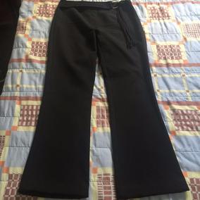 Pantalón De Vestir Casual Femenino Talla 10, Muy Poco Uso