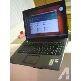 Laptop Compaq Tarjeta De Video Nvidia . 2 De Ram Dual