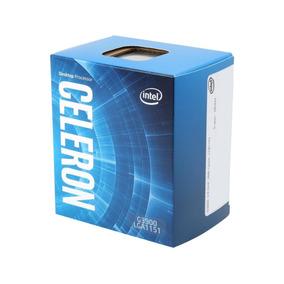 Procesador Intel Celeron G3900 2.8ghz Lga 1151 Cpu Oferta!!!