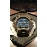 Reloj G-shock Unico Con Bluetooth Para Llamadas Y Sms