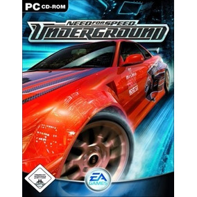 Need For Speed Underground 1 Pc Completo Em Português