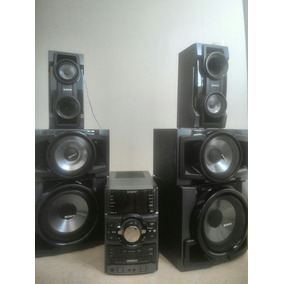 Equipo Sony Genezi Mhc-gtr88