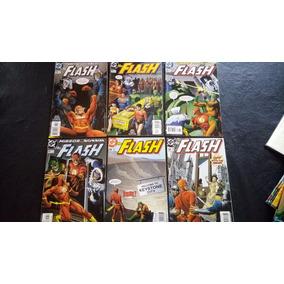 The Flash - 6 Nros. Dc Comics. Originales Usa. Geoff Johns.-