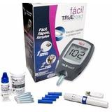 Aparelho De Diabetes Fácil Trueread Com 50 Unidades